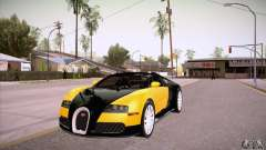 Bugatti Veyron 16.4 EB 2006 для GTA San Andreas