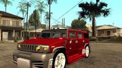 Hummer H2 NFS Unerground 2 для GTA San Andreas