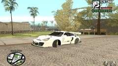 Porsche 911 Turbo S Tuned