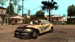 BMW 135i Coupe GP Edition Skin 1 для GTA San Andreas