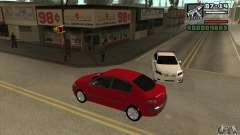Проехал на красный - получи звезду для GTA San Andreas