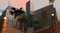 Новый госпиталь в Лос Сантосе