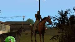 Животные в GTA San Andreas 2.0