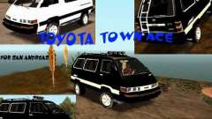 Toyota Town Ace для GTA San Andreas