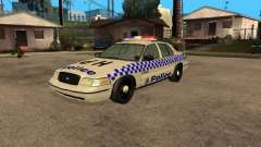 Ford Crown Victoria NSW Police для GTA San Andreas