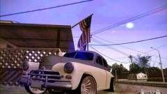 ГАЗ М 20 Победа 1956