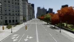 HD Roads 2013 для GTA 4