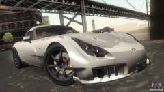 TVR Sagaris 2005 V1.0 для GTA San Andreas