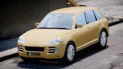 Porsche Cayenne S 2008 для GTA 4