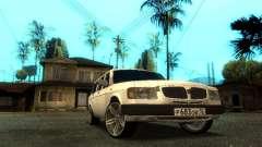 ГАЗ 310221 ВОЛГА TUNING version для GTA San Andreas