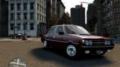 FSO Polonez 1500 Borewicz для GTA 4