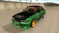 BMW E34 V8 Wide Body