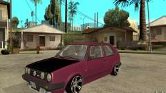 VW Golf 2 GTI для GTA San Andreas