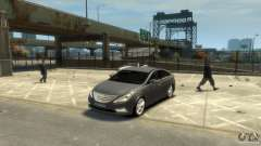 Hyundai Sonata для GTA 4