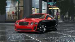 Bentley Continental SS MansorY