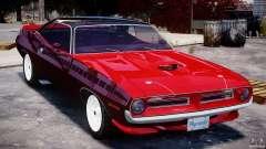 Plymouth Cuda AAR 340 1970