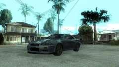 Nissan Skyline GT-R34 V-Spec