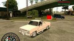 Chevrolet Silverado 1985 для GTA San Andreas