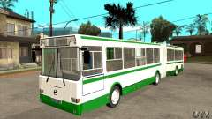 ЛиАЗ 6212 для GTA San Andreas