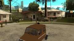 ЛуАЗ-13021-04 для GTA San Andreas