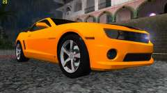 Chevrolet Camaro SS 2010 для GTA Vice City
