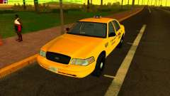 Ford Crown Victoria Taxi 2003