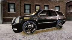 Cadillac Escalade 2007 v3.0 для GTA 4