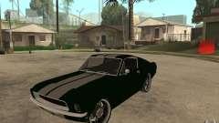 Ford Mustang TOKYO DRIFT для GTA San Andreas