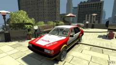 Audi 80 B2 Quattro Rally для GTA 4