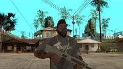 Atchisson assault shotgun (AA-12) для GTA San Andreas