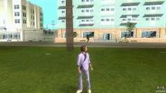 Смена скина игрока для GTA Vice City