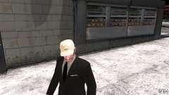 Gucci cap для GTA 4