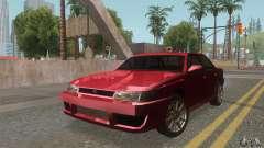 New Sultan HD для GTA San Andreas