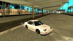 Nissan Silvia S13 Old School для GTA San Andreas