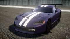Dodge Viper RT 10 Need for Speed:Shift Tuning для GTA 4