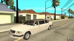 ГАЗ 3110 Лимузин