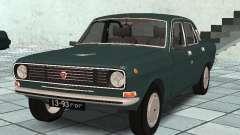 ГАЗ 24-10 v.2 для GTA San Andreas