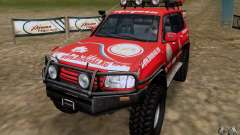 Toyota Land Cruiser 100 Off-Road