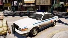Russian Police Cruiser для GTA 4