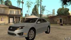 Ford Fusion V6 DUB 2011