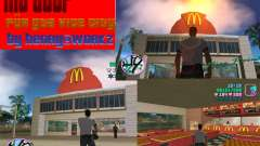 McDonalds для GTA Vice City