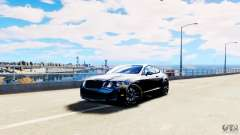 Bentley Continental SuperSports v2.5 (С тонировкой) для GTA 4