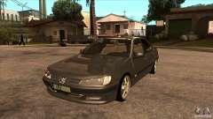 Peugeot 406 v1 для GTA San Andreas