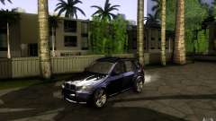 BMW X5M  2011 для GTA San Andreas