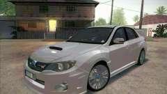 Subaru Impreza WRX STI 2011 Sedan для GTA San Andreas