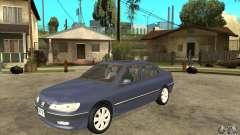Peugeot 406 Sedan C для GTA San Andreas