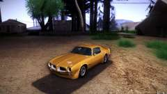 Pontiac Firebird 1970 для GTA San Andreas