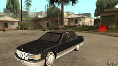 Cadillac Fleetwood 1993