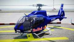 Eurocopter EC130 B4 Red Bull
