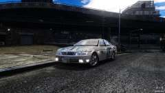Nissan Laurel GC35 Itasha для GTA 4